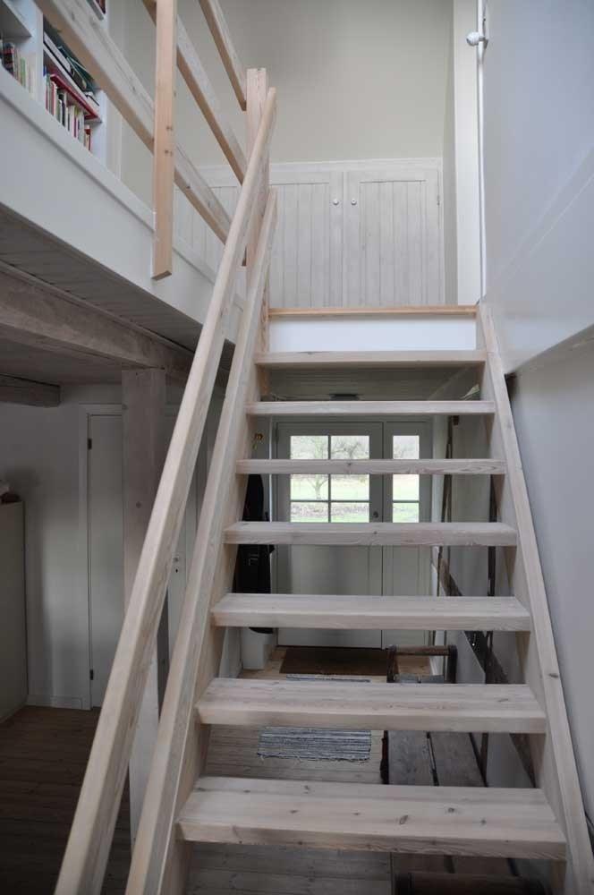 trappe til 1 sal